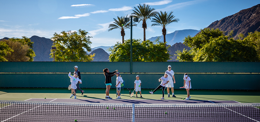 Badon Tennis Academy's 10 & Under Team Competes at the USTA Sectionals